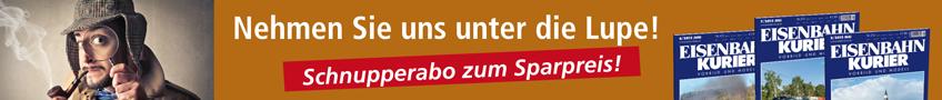 Schnupper Abo EK