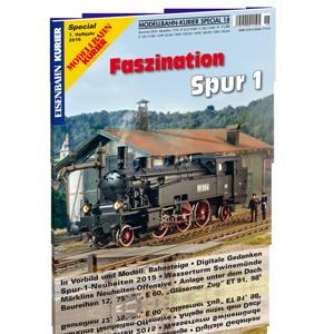 Modellbahn-Kurier Special 18 – Spur 1 (Teil 3)
