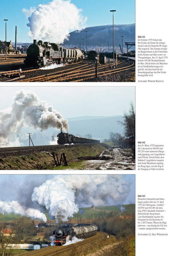 Eisenbahn Kurier Vorbild Und Modell Eisenbahnchronik Harz