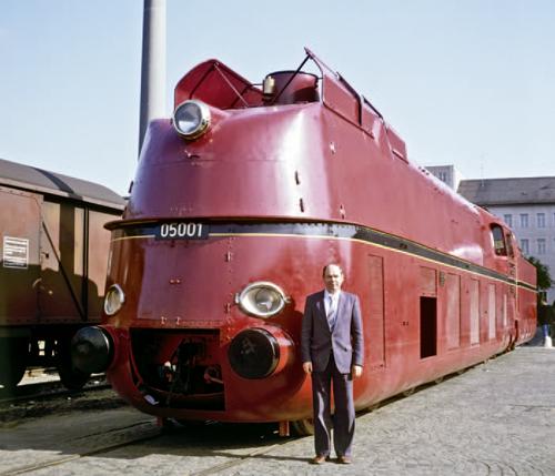 Eisenbahn Kurier Vorbild Und Modell Die Baureihe 05 Die Schnellste Dampflokomotive Der Welt