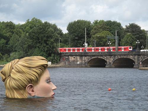 Eisenbahn kurier vorbild und modell hamburg die - Badewanne nixe ...