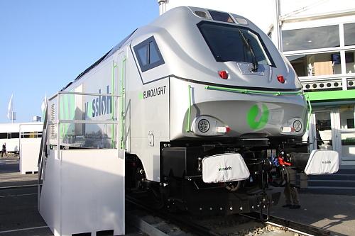 Eisenbahn-Kurier – Vorbild und Modell - Direct Rail Services