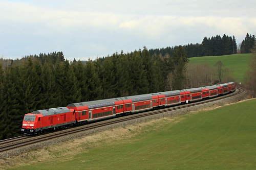 Eisenbahn Kurier Vorbild Und Modell 245 Nun Im