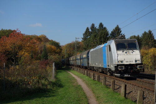 x5BOMBARDIER TRAXX MS locomotive Railpool