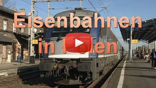 eisenbahn kurier vorbild und modell eisenbahnen in polen dvd. Black Bedroom Furniture Sets. Home Design Ideas