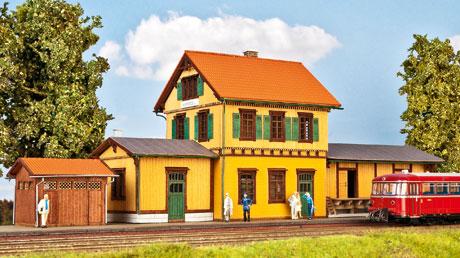 Württembergisches Nebenbahn-EG von Busch; Aufnahme: RZ