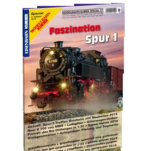 Modellbahn-Kurier Special – Faszination Spur 1