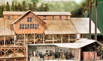 Eines der Highlights von der Ontraxs: The Mill von Jacq Damen