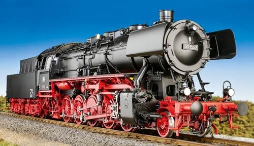 Baureihe 50 von KM1; Foto: jsk